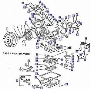 Chevy G20  Need Thm 700r4 Schematic Diagram  With Images