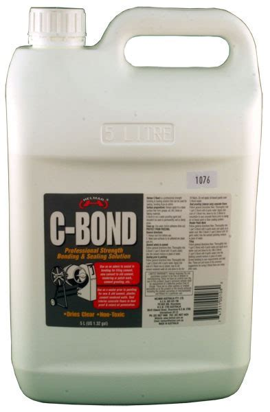 Helmar C BOND Bonding & Sealing Solution 5 Litre