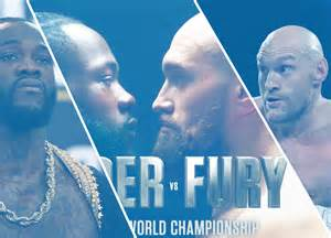 fury  wilder rematch american believes fury  scared