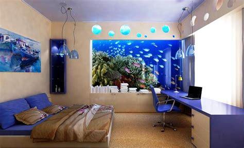 chambre aquarium the home aquarium for a unique interior feature