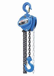 High Efficiency Light Duty Manual Chain Block For Building