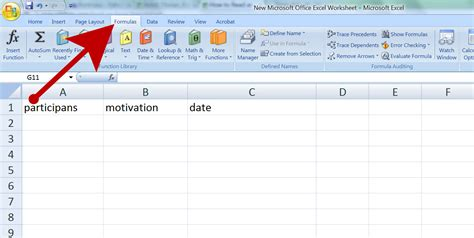 how to read an excel spreadsheet 4 steps with