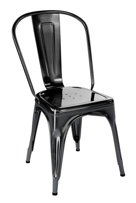 chaise design metal noir chaise de bar tolix chaise de bar tolix chaise de bar