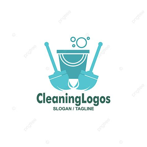 cleaning equipment logo template     pngtree