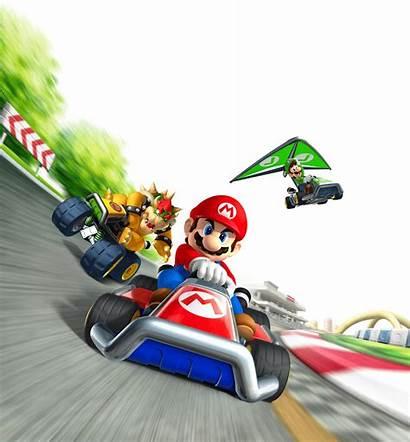 Mario Kart Luigi Artwork Bowser Racing Box