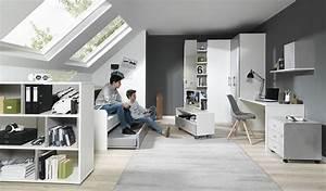 Jugendzimmer Eckschrank : wellem bel concrete jugendzimmer komplett wei beton ~ Pilothousefishingboats.com Haus und Dekorationen