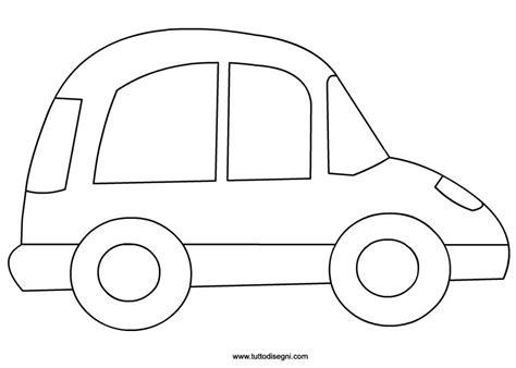 disegni per bambini da colorare macchine macchina disegno da colorare tuttodisegni