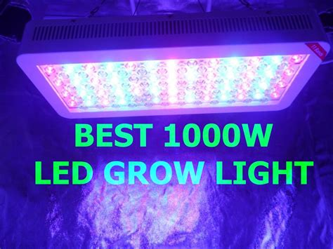 Led Lights For Room Reviews by 10 Best 1000w Led Grow Light 2019 For Grow Room Review