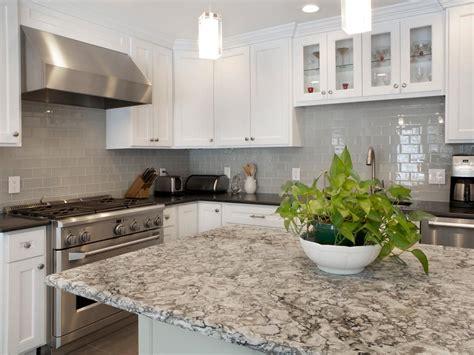 countertop ideas for kitchen glass kitchen countertops hgtv