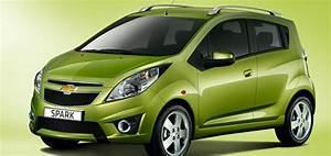 Nuevo Chevrolet Spark Gt