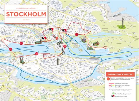 Stockholm Boat Tours by Stockholm Panorama Sightseeing By Stromma Se