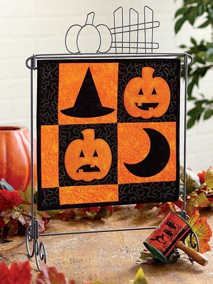 seasonal silhouettes  images mini quilt patterns