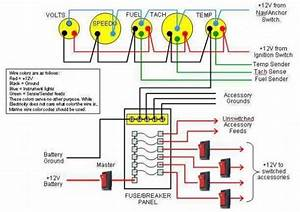 Omc Tachometer Boat Parts Wiring Diagram