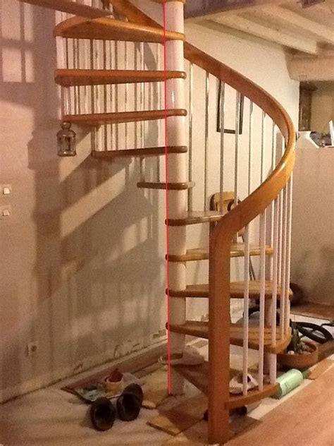 escalier 224 spirale