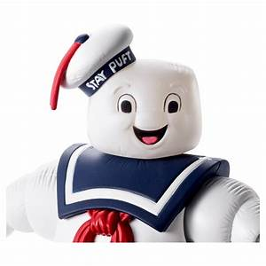 Ghostbusters (2016) Stay Puft Marshmallow Man Balloon