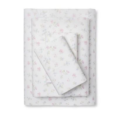 target shabby chic sheet review printed sheet set shabby chic target