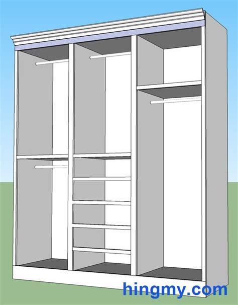 Diy Bedroom Cupboards Plans by Building A Built In Closet Closet Plans Closet Bedroom