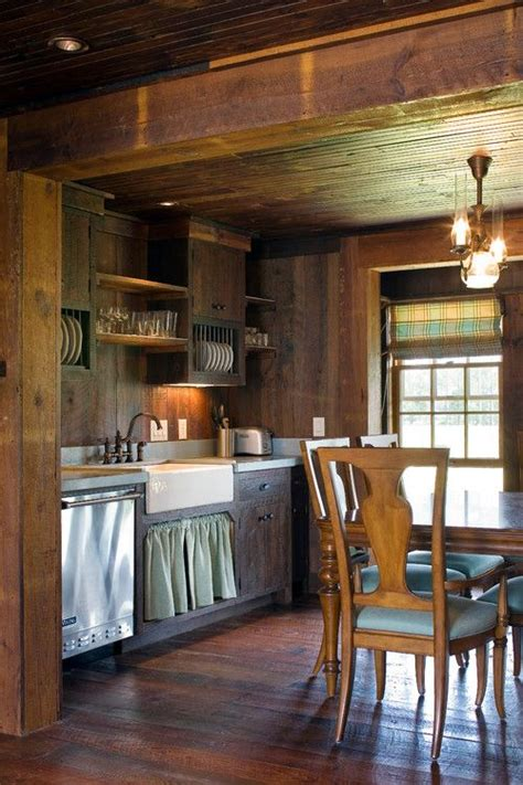 rustic cottage kitchens best 25 rustic cabin kitchens ideas on log 2044