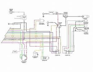 Ironhead My Color Wiring Diagram 3977 Xlcr The Sportster And