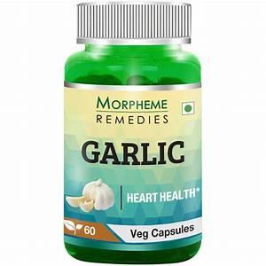 Pure Garlic Extract Capsules
