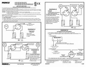 Wiring Diagram For Battery  Charger And Switches