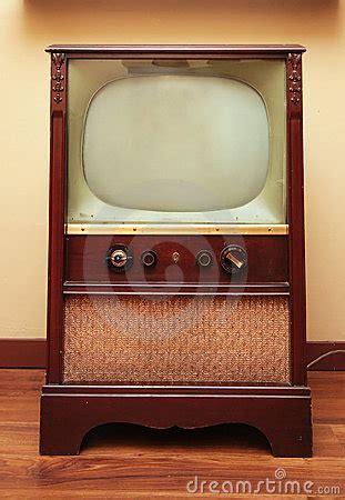 antique tv stock images image