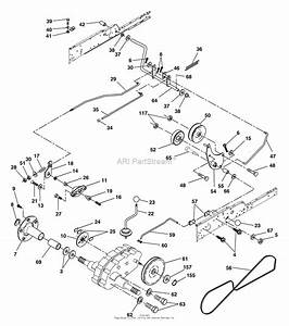 Ayp  Electrolux Gt2254  96025000201  2005  Parts Diagram For