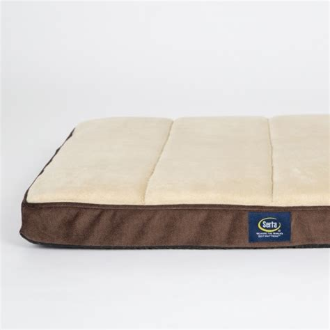 serta orthopedic foam dog bed crate mats serta pet beds