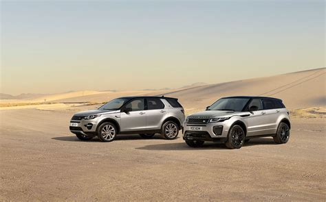 land rover sport land rover discovery sport range rover evoque prices