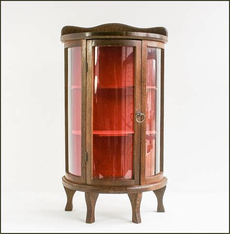 replacement curved glass for curio cabinet curio cabinets 98 for sale 100 images china cabinets