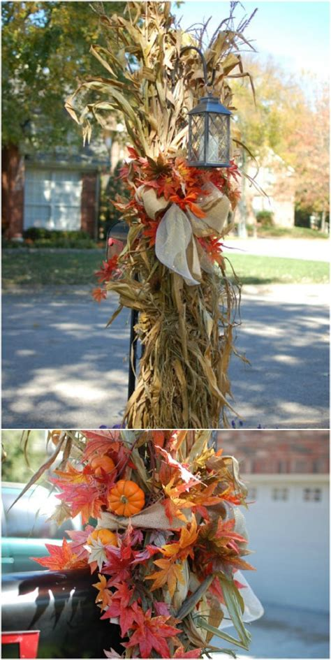 diy outdoor fall decorations