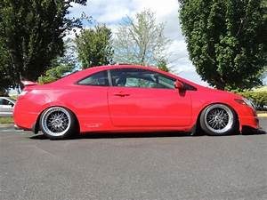 2008 Honda Civic Si Coupe 6 Speed Manual    Wheels Exhaust