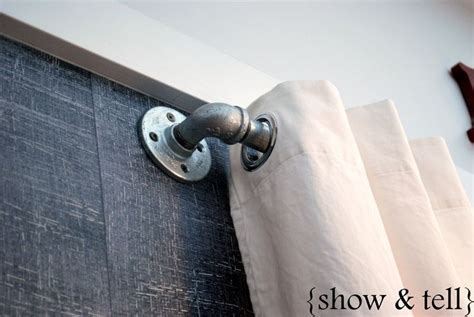 curtain rods boys rooms