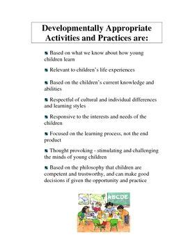 developmentally appropriate practices 599 | 8a09383d490cc6bb1b30d4363d7afc40
