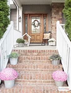 Fall, Front, Porch, Decor