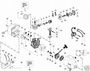 26 Weed Eater Blower Parts Diagram