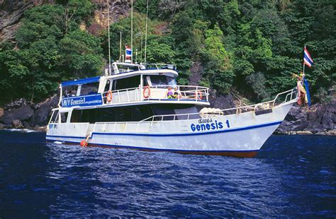 Boats Online Genesis by Genesis Similan Islands Liveaboard Diving Thailand