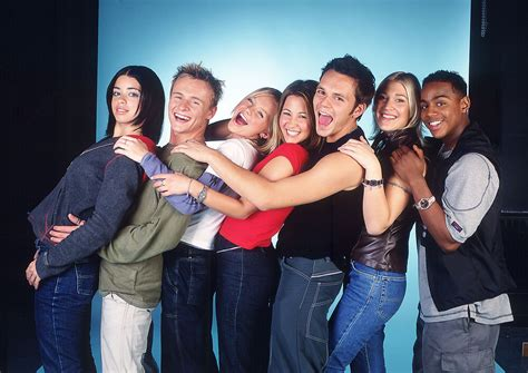 S Club 7 Bring It All Back To Salford On Visit