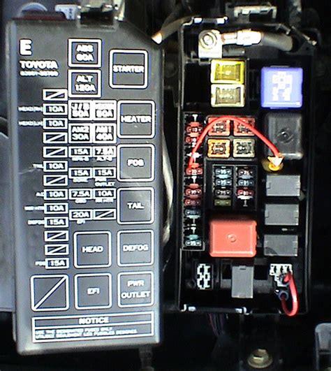 Factory Fog Lamp Wire Mod Gen Runner Yotatech