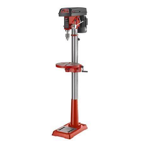 floor mount drill press boar 1hp 750w floor mounted pedestal drill bunnings