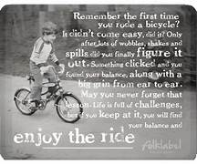 Enjoy The Ride Quotes ...