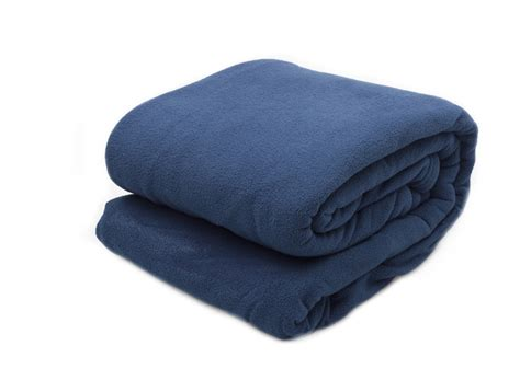 Navy Throws For Sofa 200gsm luxury fleece blanket large sofa bed throw