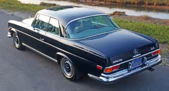1971 mercedes 280se 3 5 coupe german cars for sale