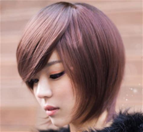 trend rambut  pendek  wajah bulat hairstyle gallery