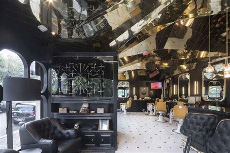 barber shops   world reveal  understated luxury