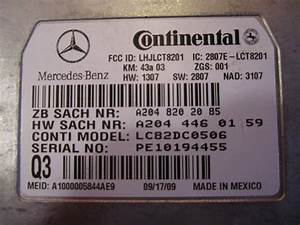 Sell Mercedes E350 W212 S550 W221 Telephone Bluetooth Continental Module 2048202085 Motorcycle