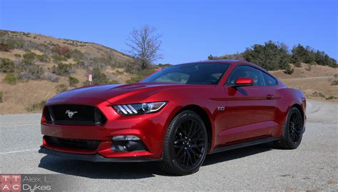 2015 Ford Mustang Gt Review  No Longer A Onetrick Pony