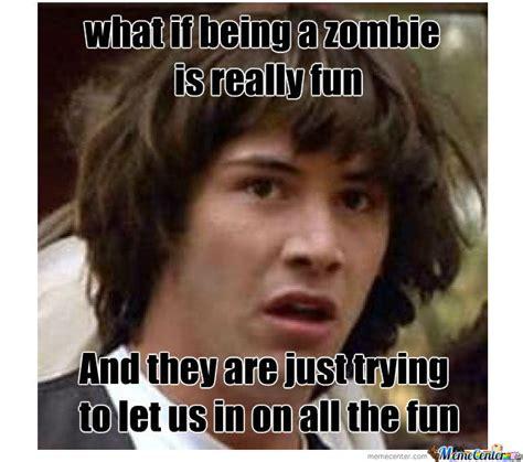 Funny Zombie Memes - zombie fun by rawbov meme center
