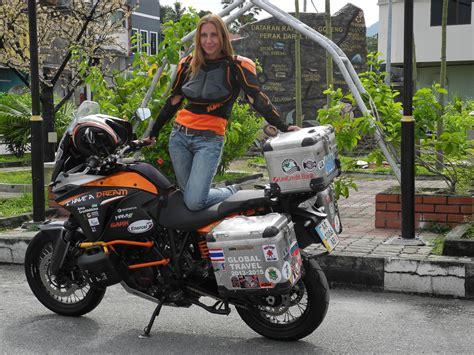 solo world traveler  philanthropist anna grechishkina