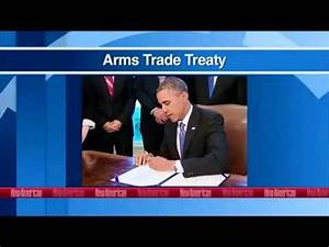 Tell Your Senator to Reject the UN Arms Trade Treaty ...
